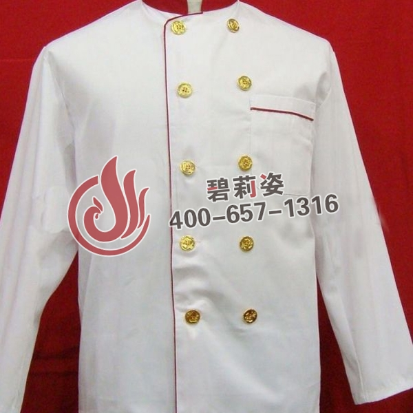 西餐厨师服1
